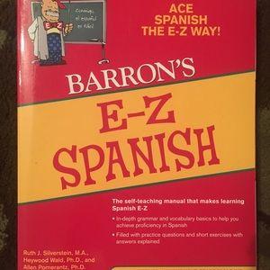 Spanish Language Book